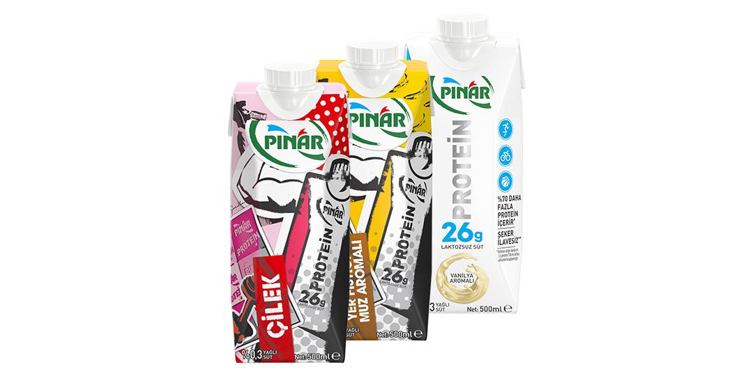 Pınar Protein Milk